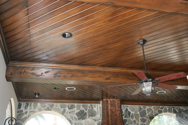Tongue And Groove Ceiling Miami By Matot Mouldings