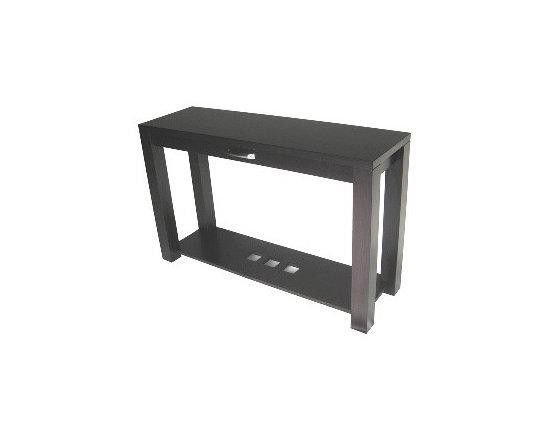 Creative Home Furnishings - Boxwood Furniture - Boxwood Sofa Table