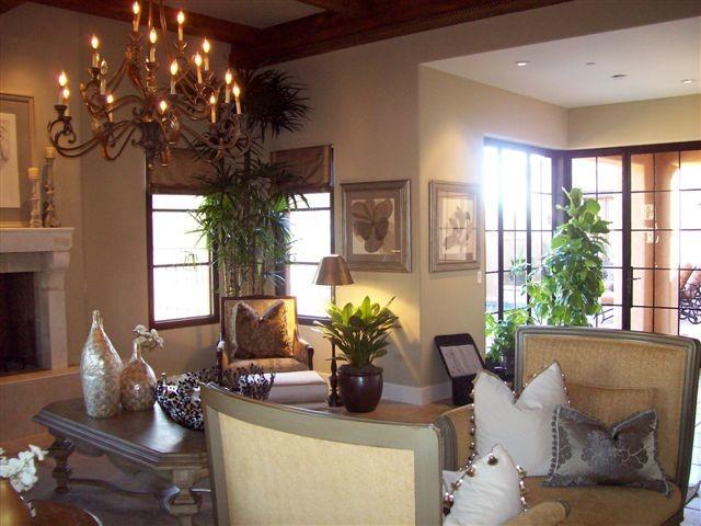 Casita's at Silver Leaf living-room