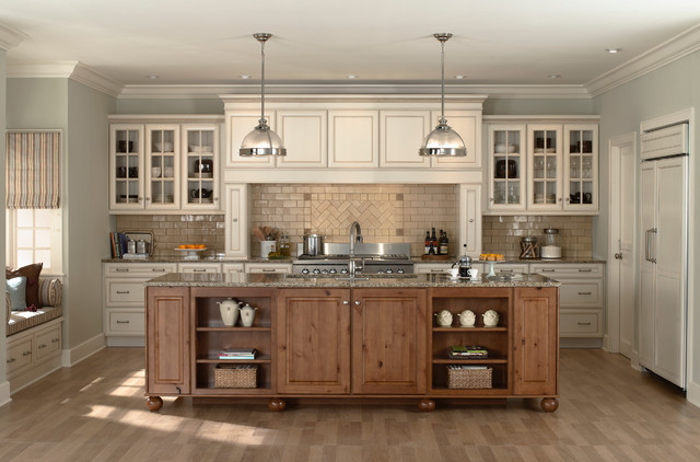 WOLF Designer Cabinets - Farmhouse - Kitchen Cabinetry - philadelphia - by WOLF Home Products