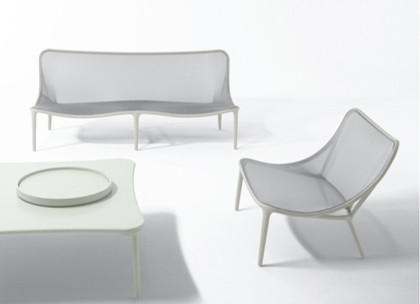 Brown Jordan - CLOUD NINE designed by Richard Frinier modern-patio-furniture-and-outdoor-furniture