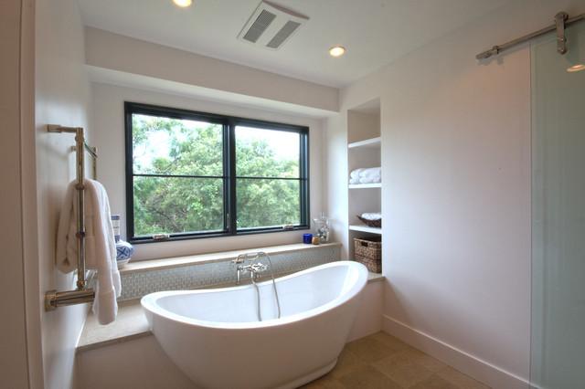 Sundown Pkwy Kitchen contemporary-bathroom
