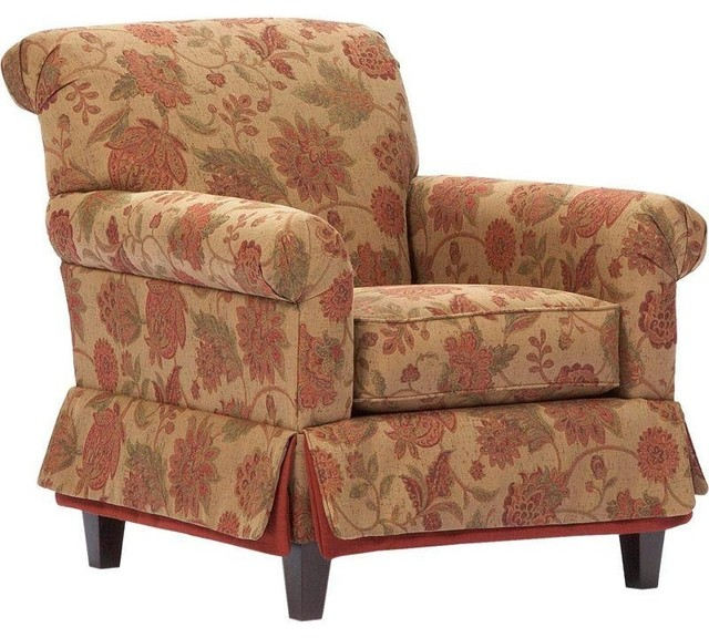 Broyhill - Jodi Collection Chair - 9021-0Q traditional-living-room-chairs