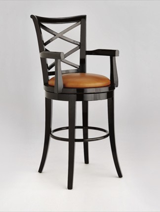Jan Showers Cole Bar Stool contemporary-bar-stools-and-counter-stools