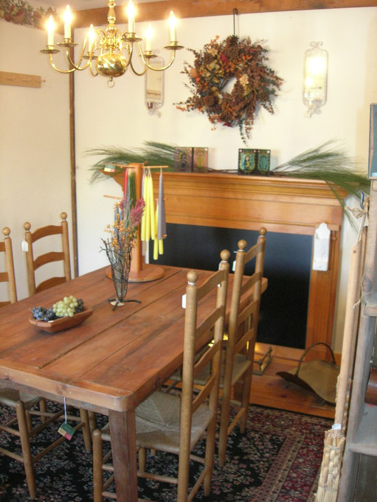 Reclaimed Wood Tables -