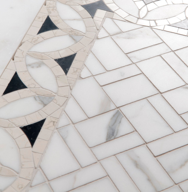 Studio 153 contemporary-tile