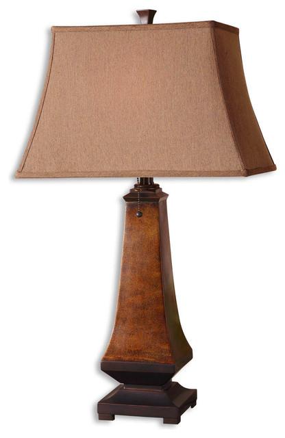 Caldaro Rustic Table Lamp traditional-table-lamps