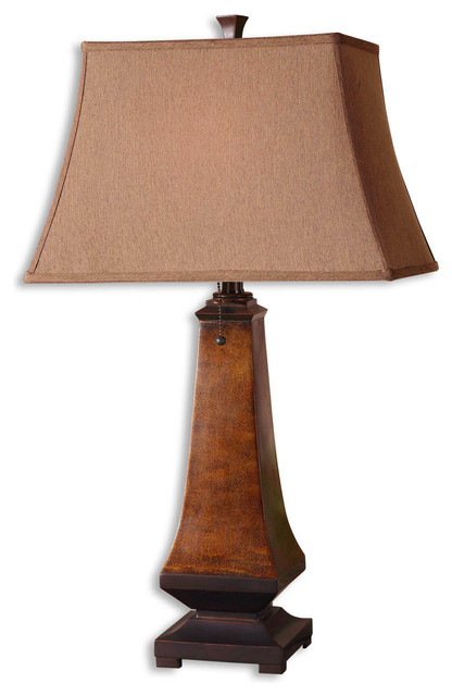 Caldaro Rustic Table Lamp Traditional Table Lamps By Fratantoni Lifestyles