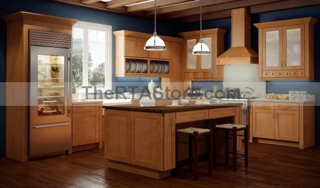 Kitchen Cabinets by TheRTAStore.com traditional-kitchen