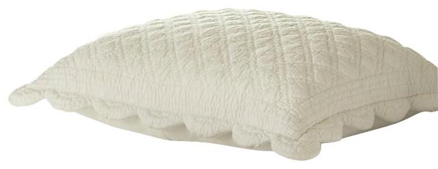 Beth King Sham traditional-pillowcases-and-shams