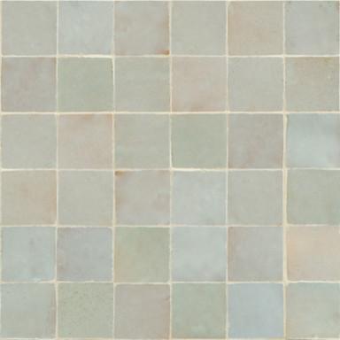 Idris Terra Cotta Tile - Ann Sacks Tile & Stone eclectic-tile