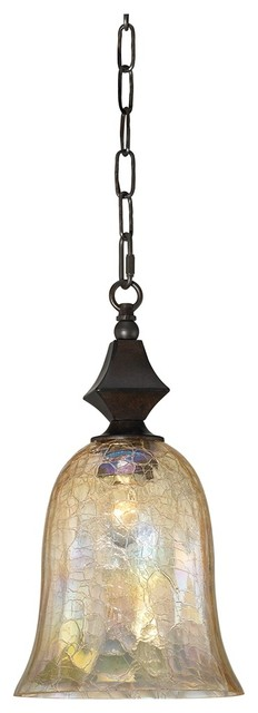 Traditional Elba Collection Mini Pendant Chandelier