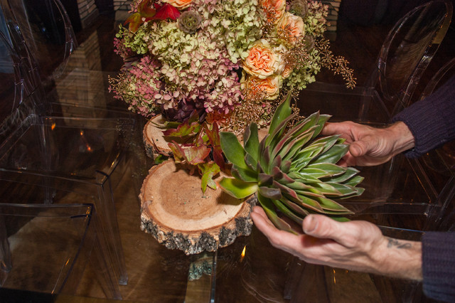 Fall Tablescape DIY traditional