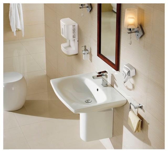 Modern Wall Mount Sink - Ragusa bathroom-sinks