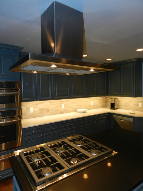 Preston Hollow Traditional Kitchen Renovation (before/After) traditional-kitchen