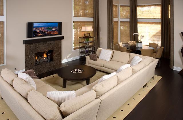 Irvine contemporary-living-room