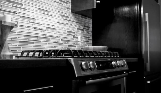 Justin's Kitchen Remodel