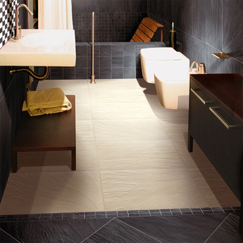 DTW Ceramics UK Ltd. Showroom modern floor tiles
