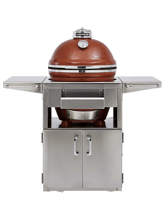 Outdoor Kitchens, Grills & Smokers -