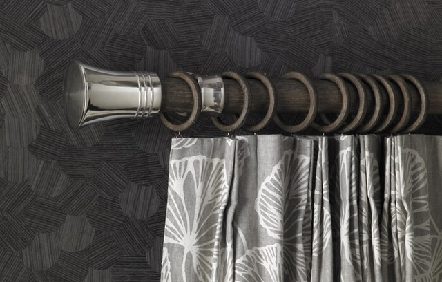 Thom Filicia contemporary-curtain-rods