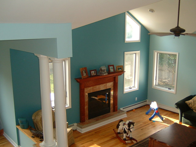 Blue color schemes for bedrooms
