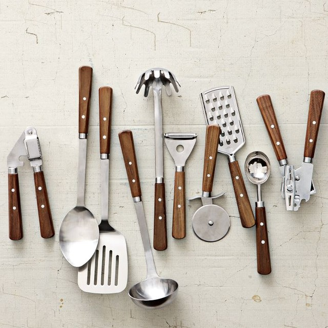 Wood Cook's Tools - Modern - by West Elm