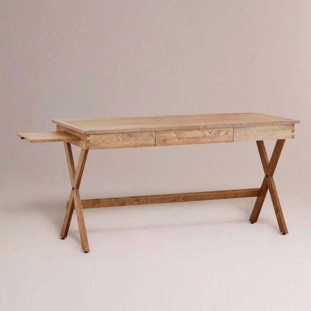 Campaign Desk traditional-desks-and-hutches