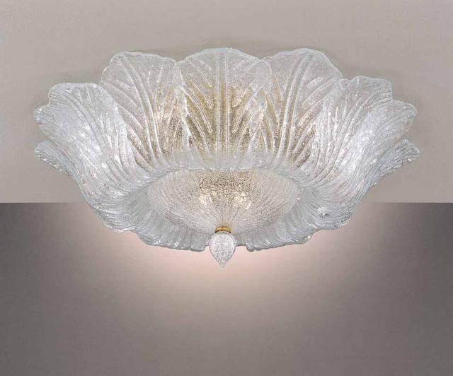 Venetian Glass Lighting Made Murano Glass Buy Original