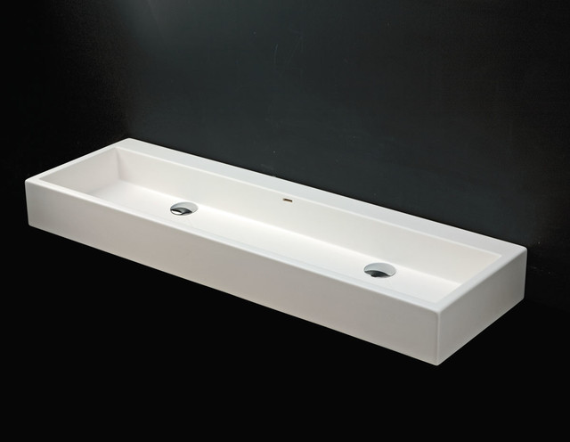 LUCE Sink #5104 - Contemporary - Bathroom Sinks - by LACAVA