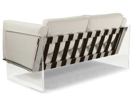 Get Smart Studio Sofa by Milo Baughman (back view) from Thayer Coggin -