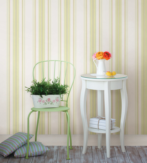 Claremont traditional-wallpaper