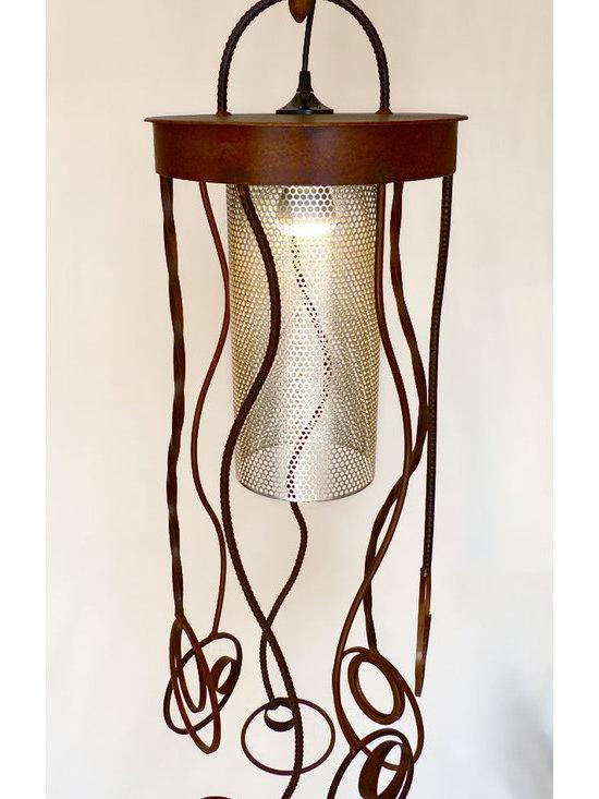 Chrysalis Light Sculpture -
