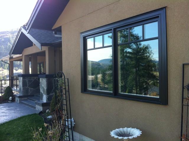 Pinnacle Series Aluminum Clad Exteriors Wood Interior