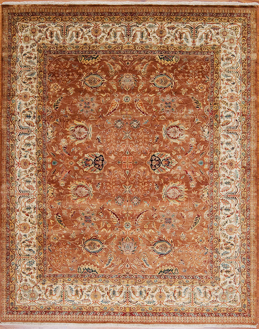 Noble House (129043), 8 x 9-11 traditional rugs
