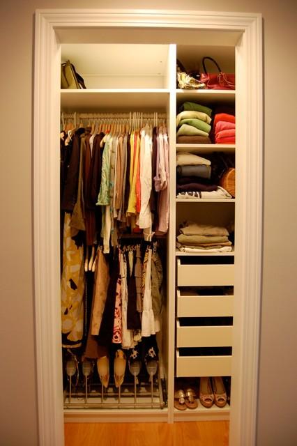 Closet Ideas traditional-closet