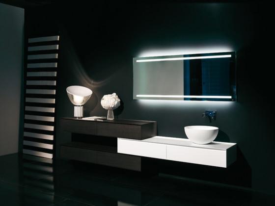 Antonio Lupi Back Lit Mirrors   Modern   Bathroom ...