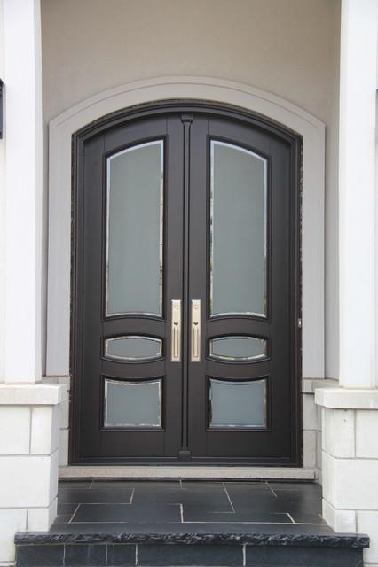 Entry Custom Wood Door System Front Doors Toronto By
