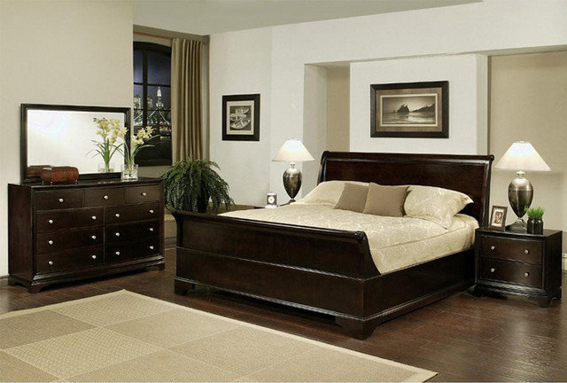 Modern King Size Bedroom Sets