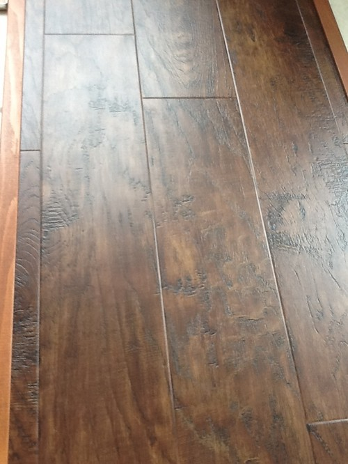 Vinyl planks vs ceramic tile Wood porcelain tile planks