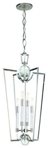 Waterloo Chandelier modern-chandeliers