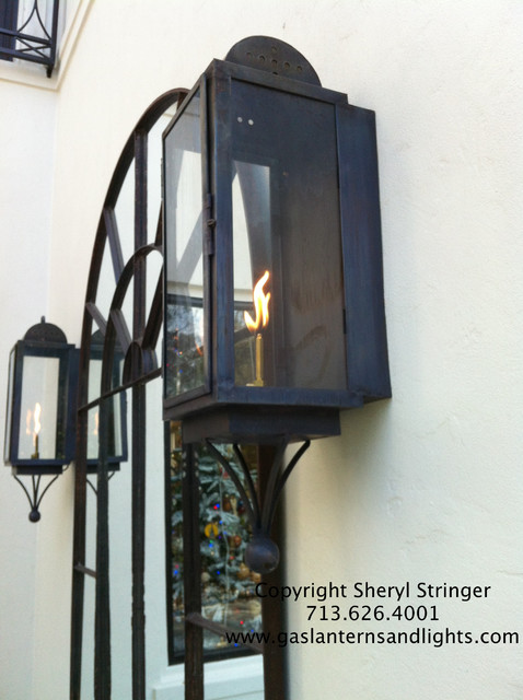 Contemporary Gas Lanterns, by Sheryl Stringer ...