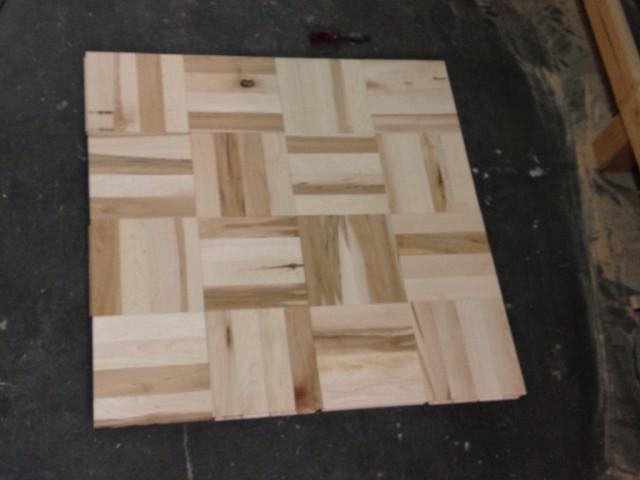 Maple Unit Block hardwood-flooring