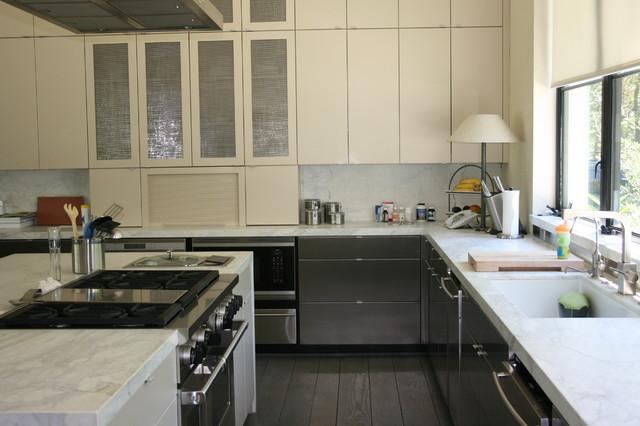 Friar Tuck contemporary-kitchen