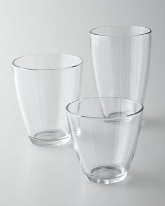 """""""Zeno"""" Glassware traditional-everyday-glasses"""