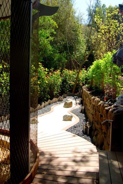 Zen Garden contemporary-landscape