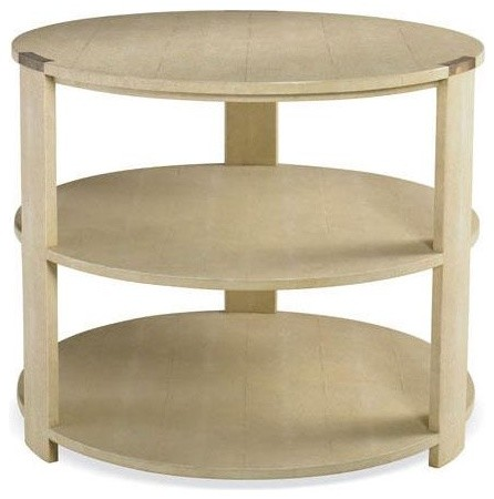 Julian Chichester Tribeca Hallway Table - Traditional - Side Tables And End Tables - by Candelabra