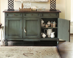 Louis XVI 63-inch Sideboard traditional-buffets-and-sideboards