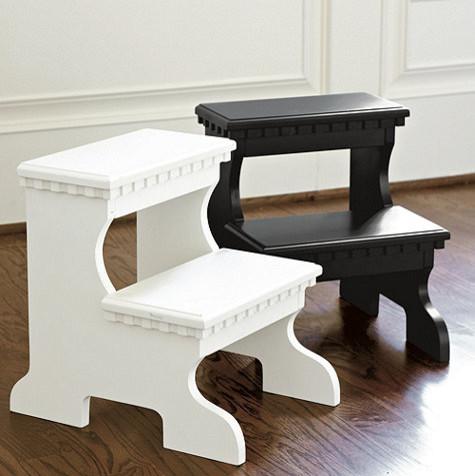 Bailey Step Stool Traditional By Ballard Designs