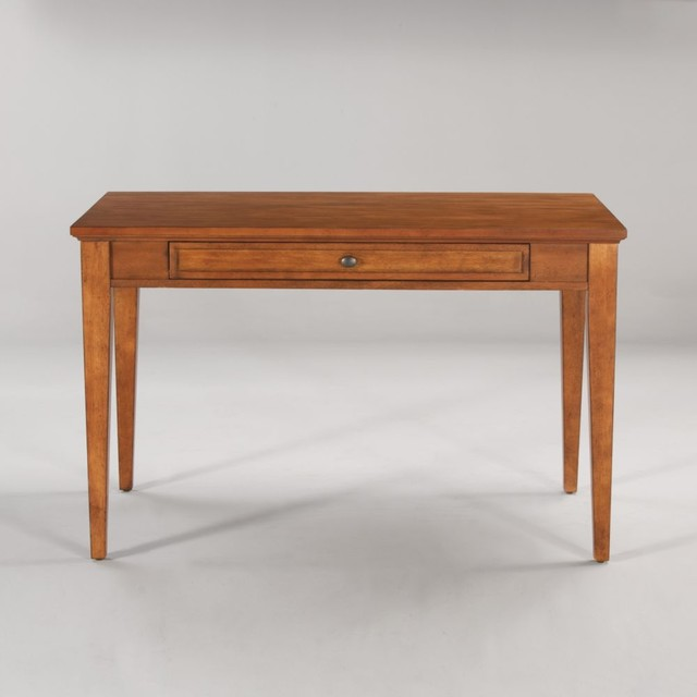 tango riley slim desk 48u0026quot;w - Traditional - Desks And Hutches - by Ethan Allen