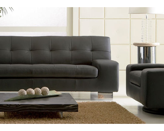 Contemporary Seating - Aurora Sofa and Chair, W. Schillig USA